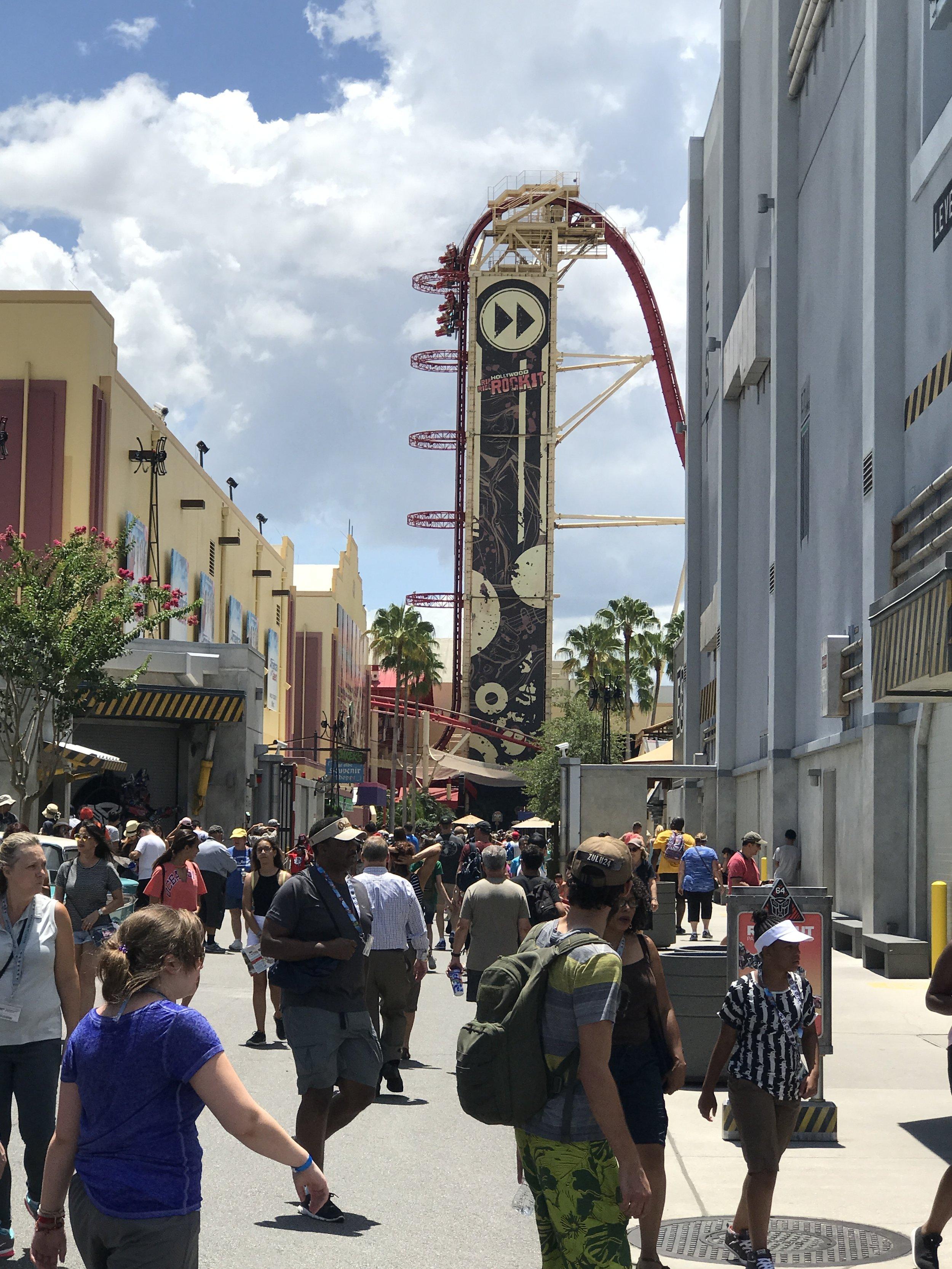 Universal Orlando VIP Experience