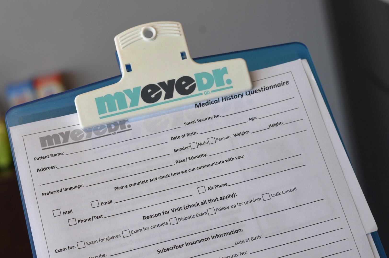 my eye dr.