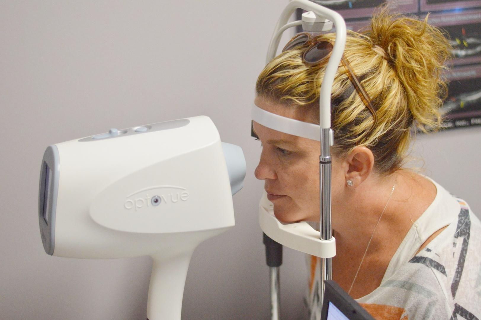 eye doctor for busy moms
