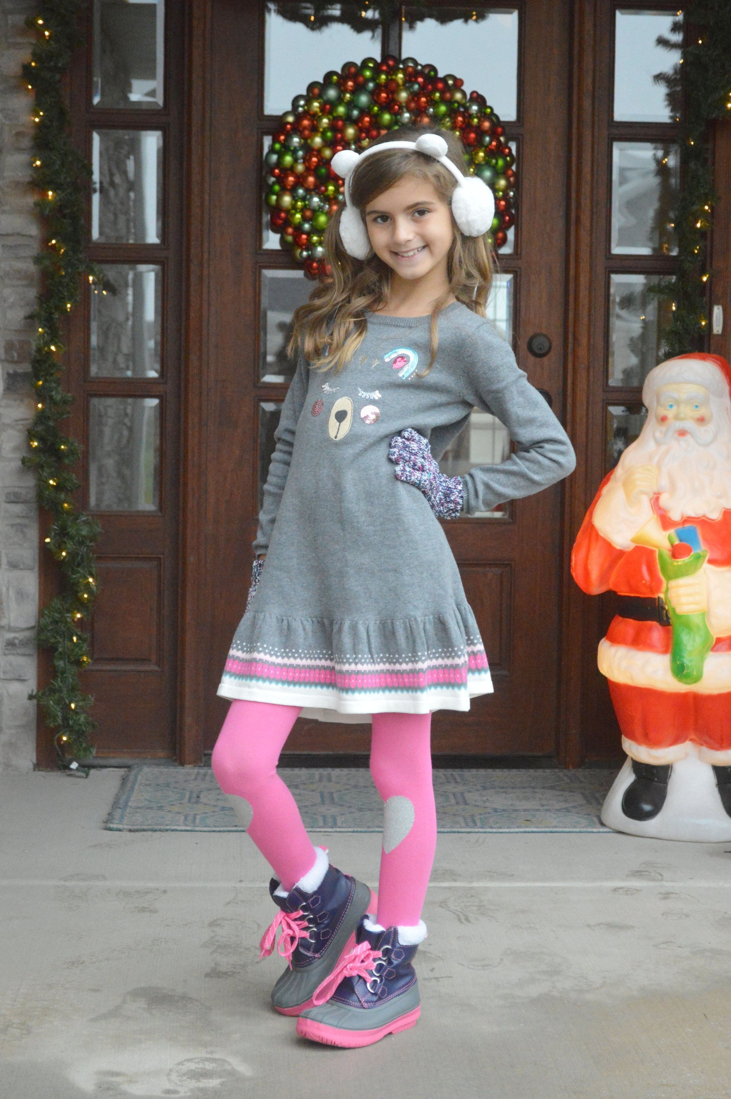 holiday with Gymboree