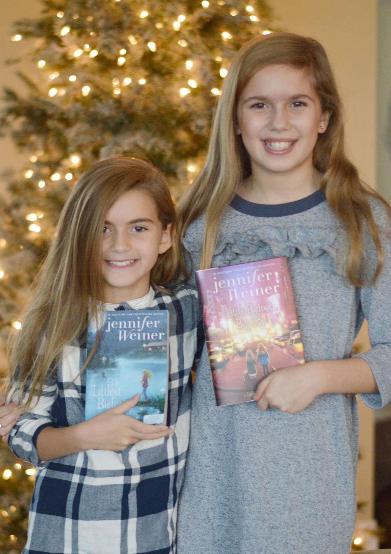 Jennifer Weiner books for girls