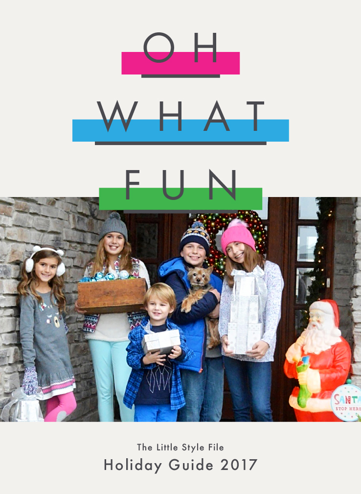 holiday gift guide for families