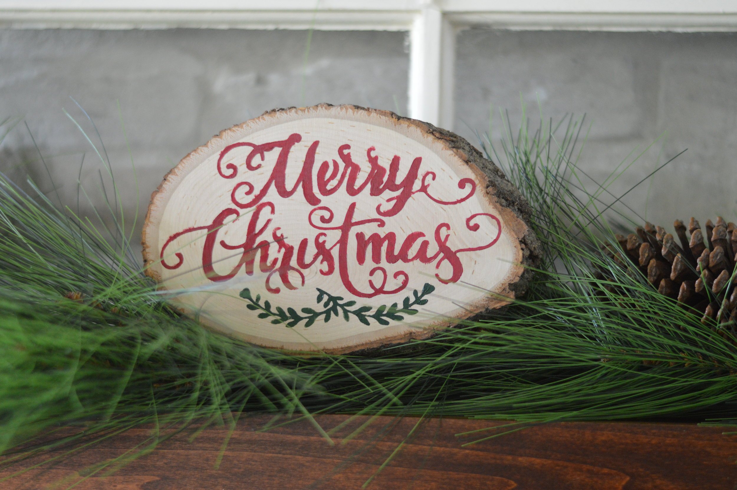 rustic DIY gift
