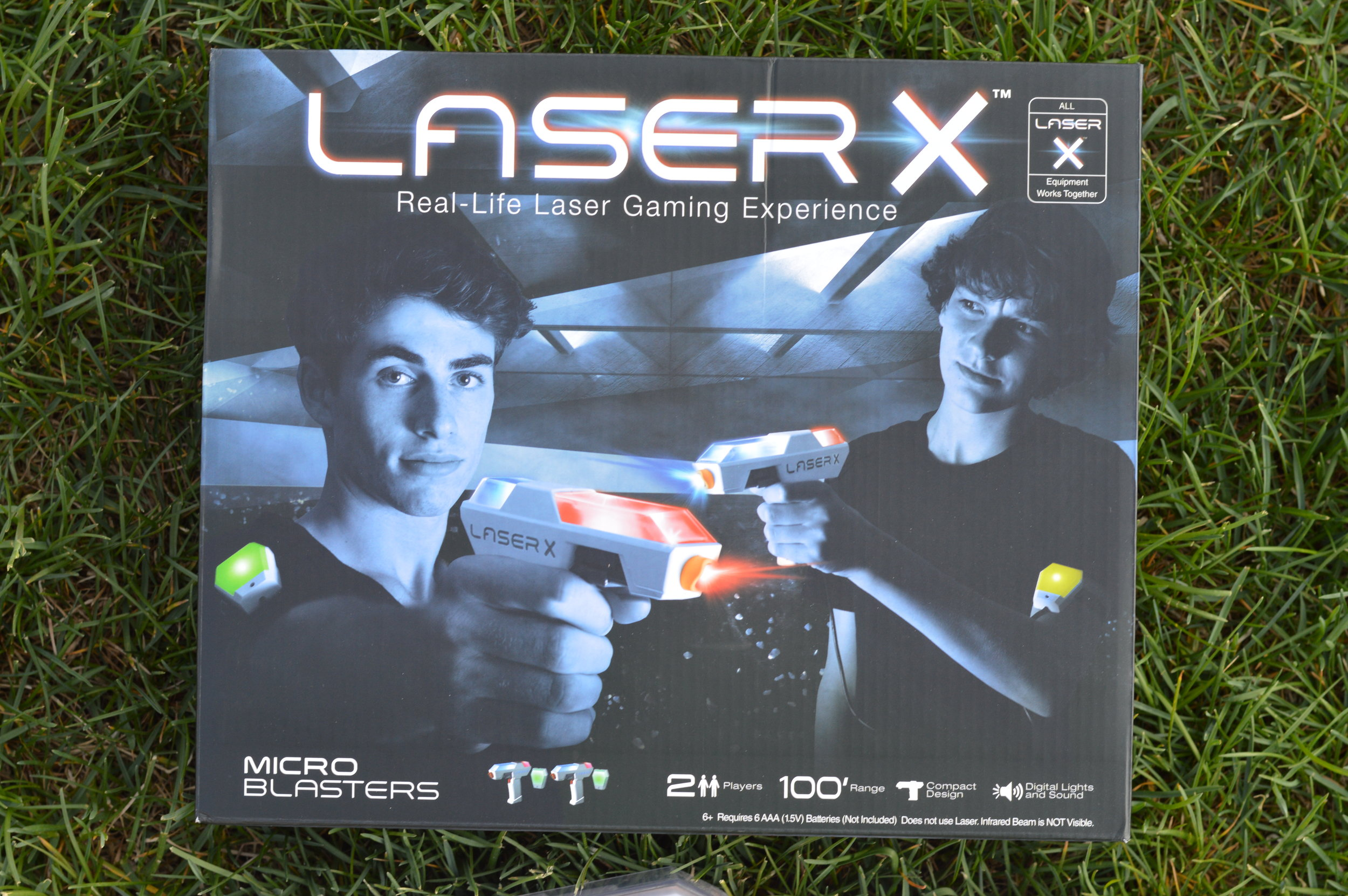 This post is in partnership with Laser X.