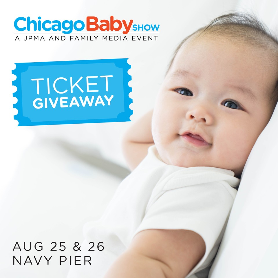 free tickets to the chicago baby show
