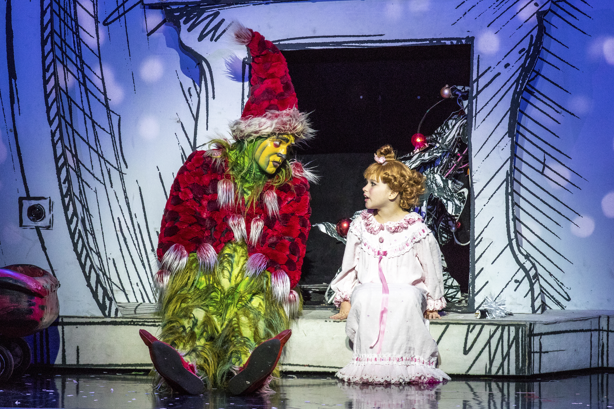 how the grinch stole Christmas chicago