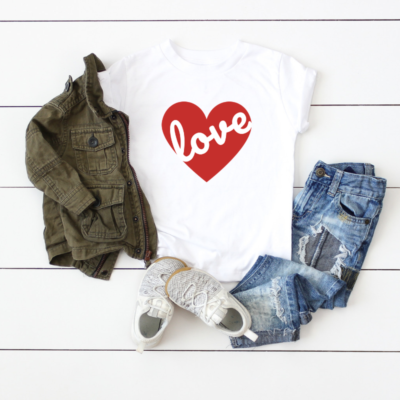 love shirts for kids