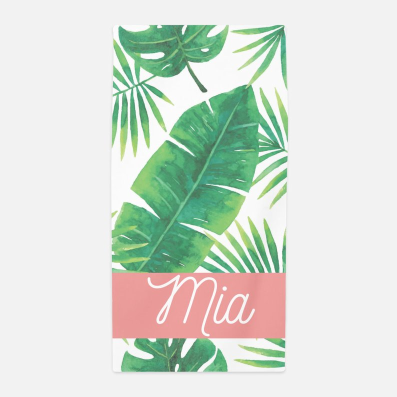 Palm Beach Towel $35