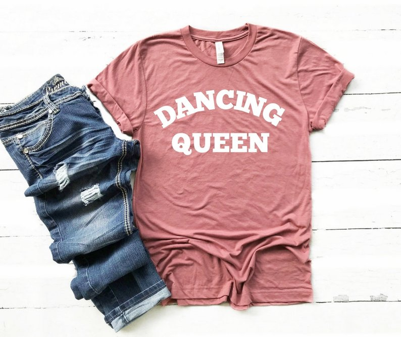 Dancing Queen Tee $22