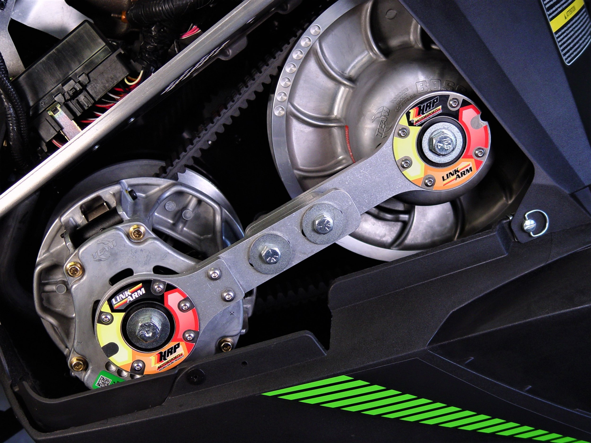 Trail Clutch Link Arm Kits — Pro-File Snowmobile Runners