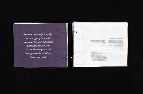 Process book: positioning statement