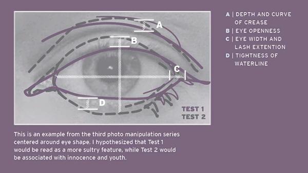 Controls for eye manipulation tests 1 & 2