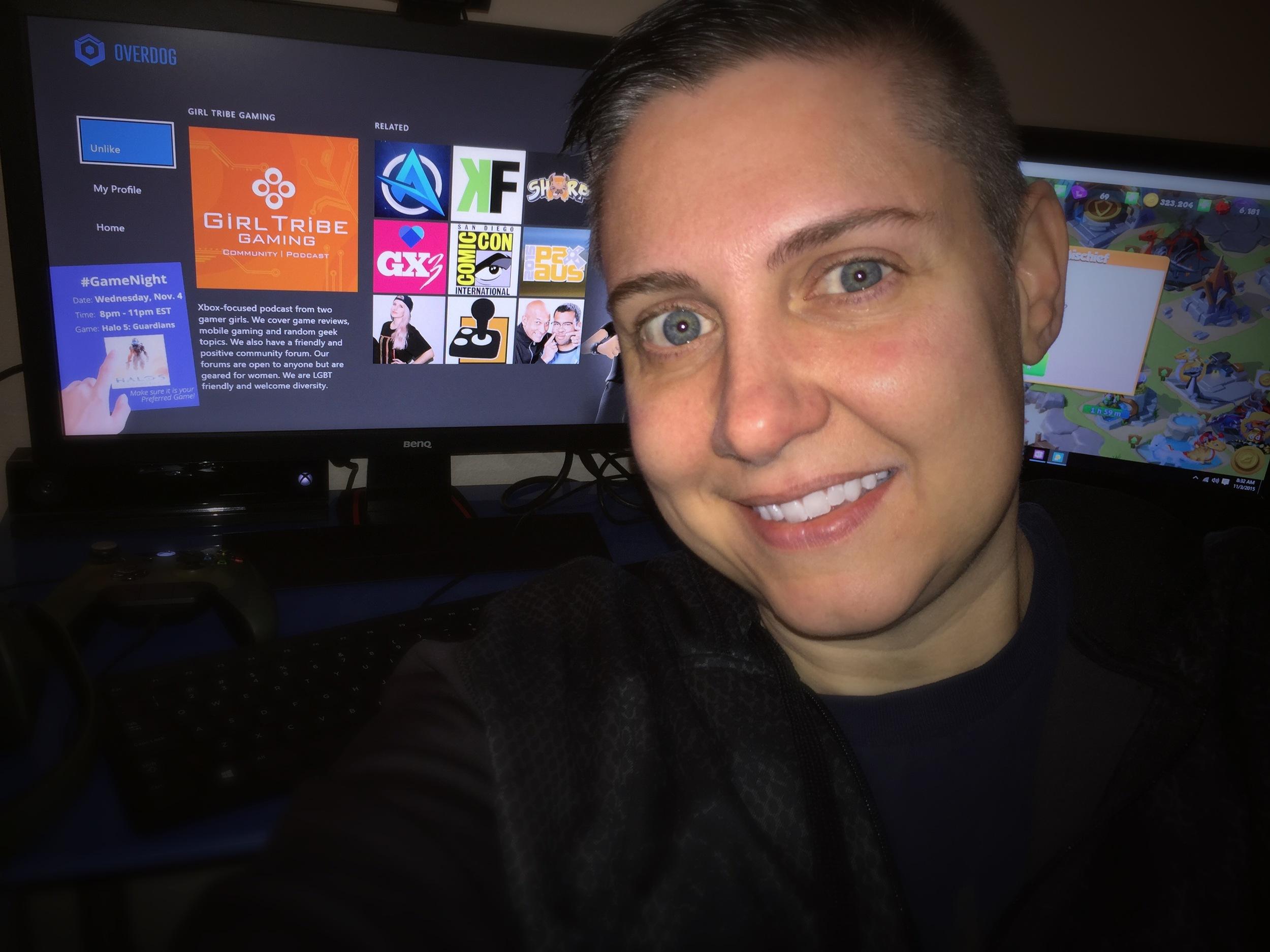 Jen / moto grrl Likes Girl Tribe Gaming on Overdog