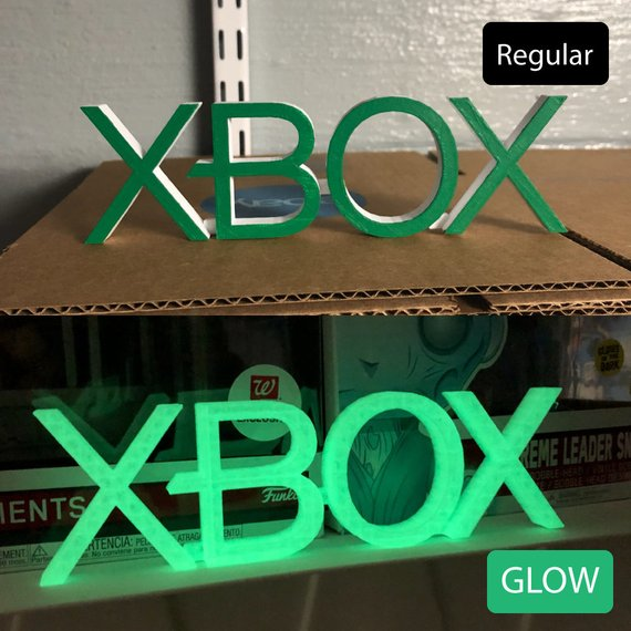 - This item is made from high quality PLA plastic and features the iconic XBOX logo$12.99Check It Out