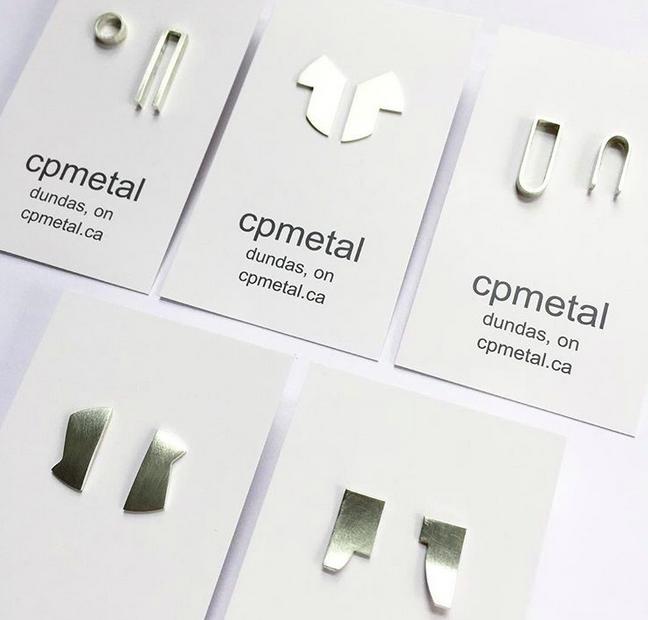 CP Metal Earrings