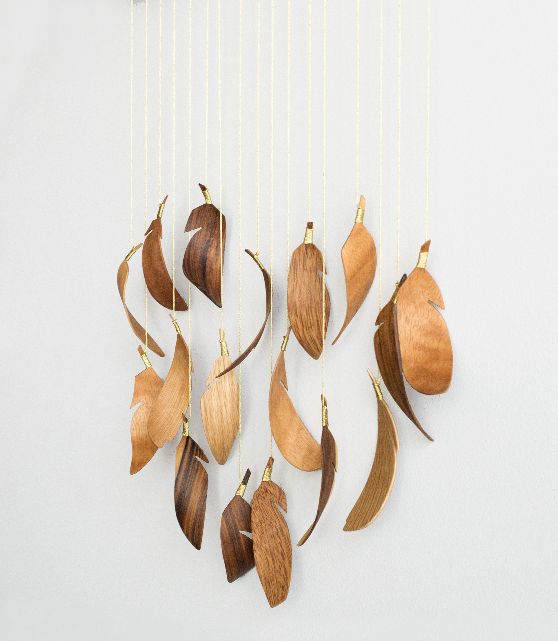 Feather Wall Hanging Dayna Gedney