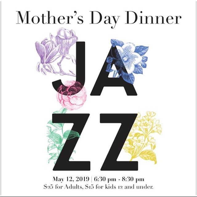 Celebrate mom this year at our Mother's Day Jazz dinner at The Granfalloon! Enjoy a bar of savory & sweet crepes, salad and fresh fruit to the sounds of the River City Jazz Quartet and vocalist India Galyean. Tickets can be purchased at http://www.granfalloonchattanooga.com/tickets. For questions, please call 423-265-0771.
