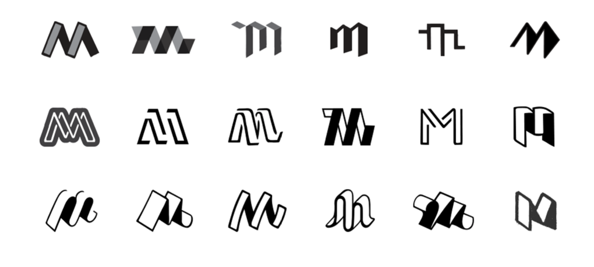identity options for the 2015-2017 logo