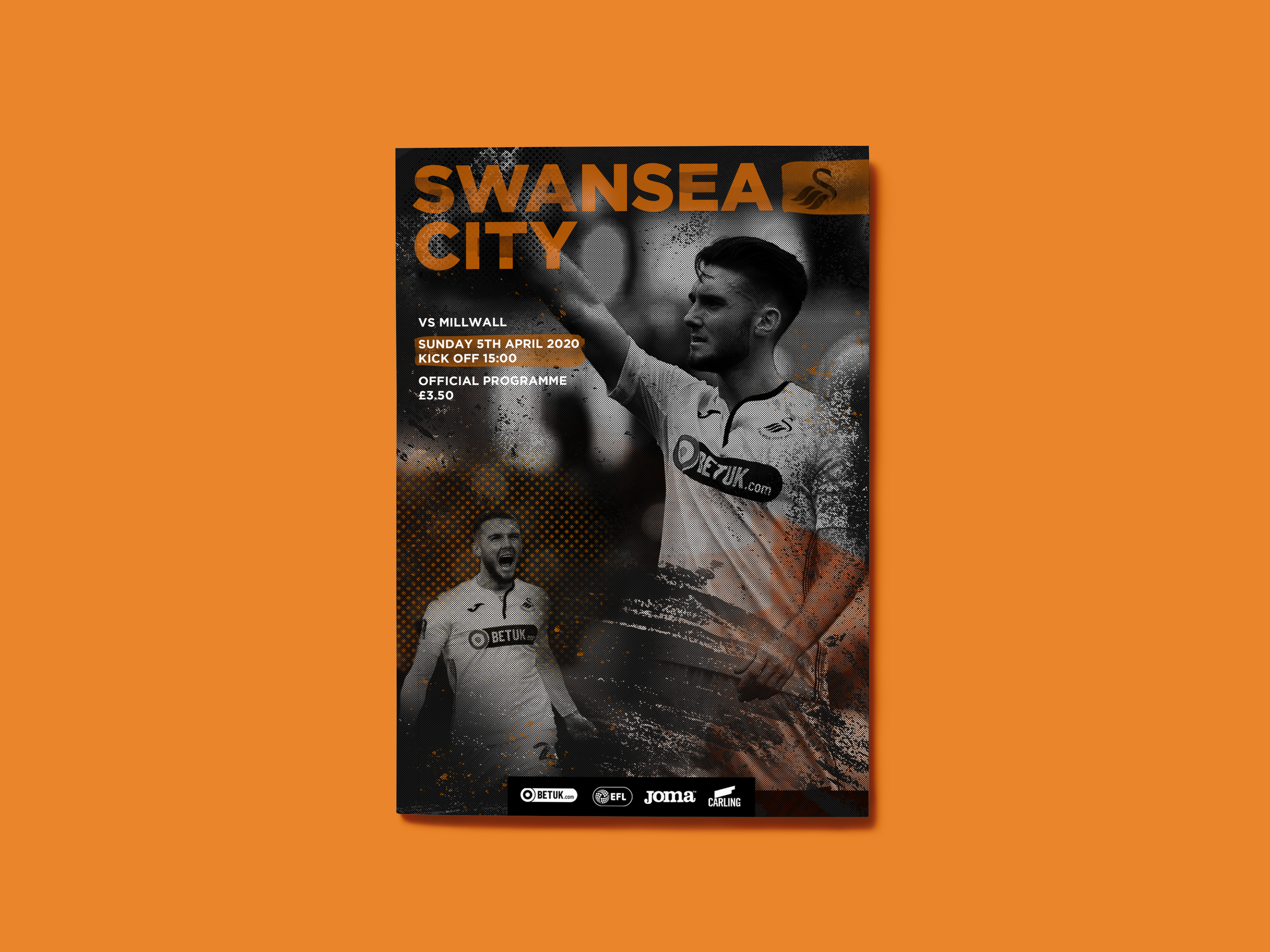 Programme Cover Design