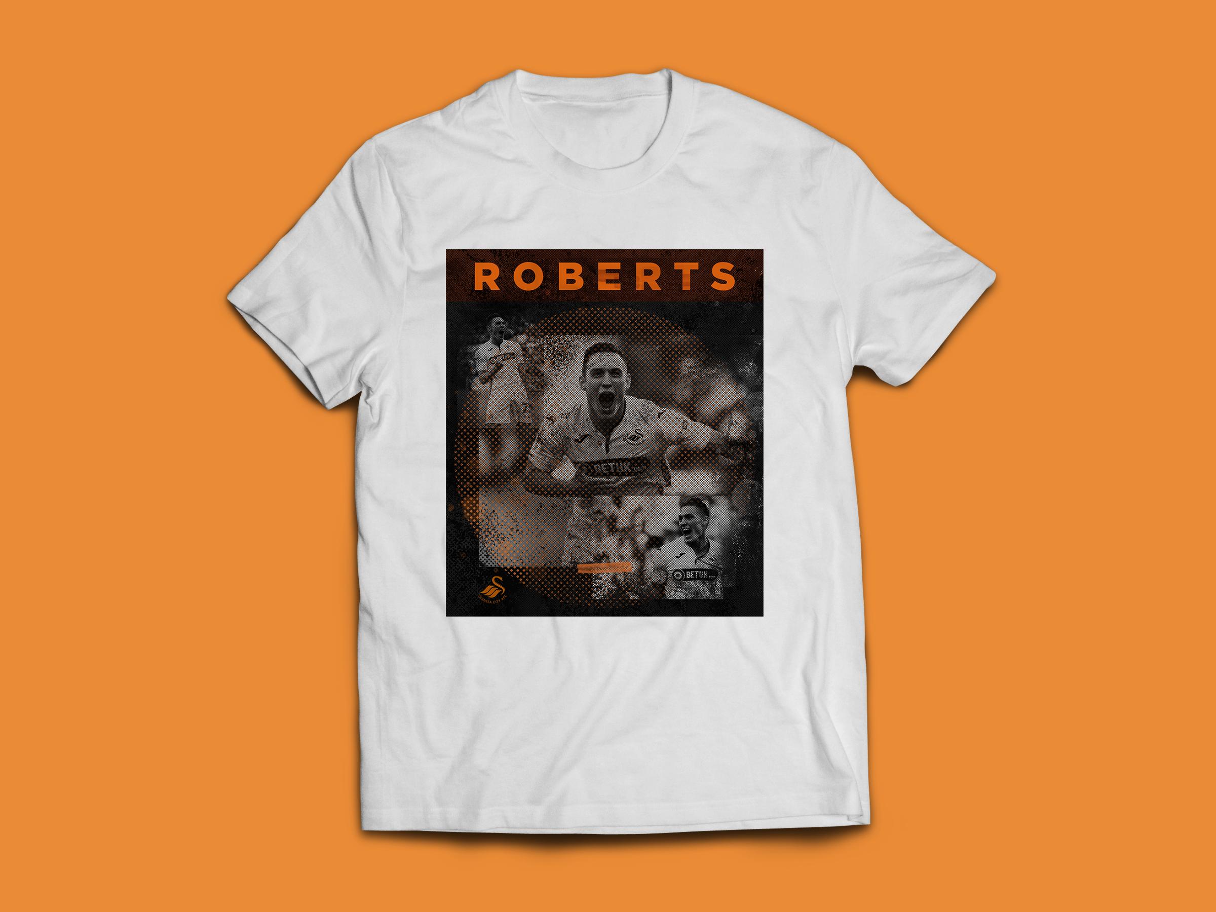 Player Shirt Design
