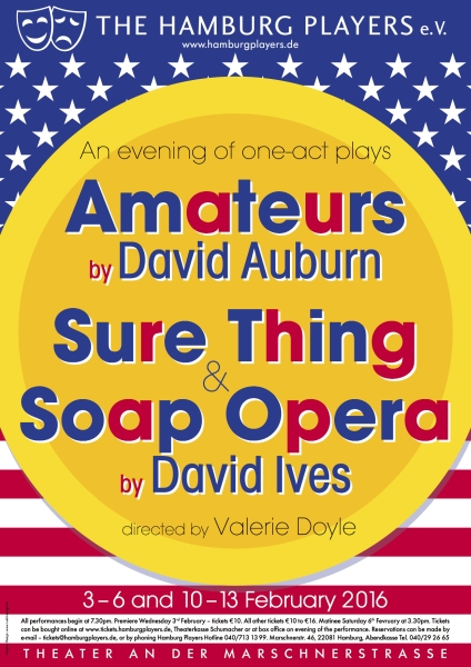An Evening of American One-Acts