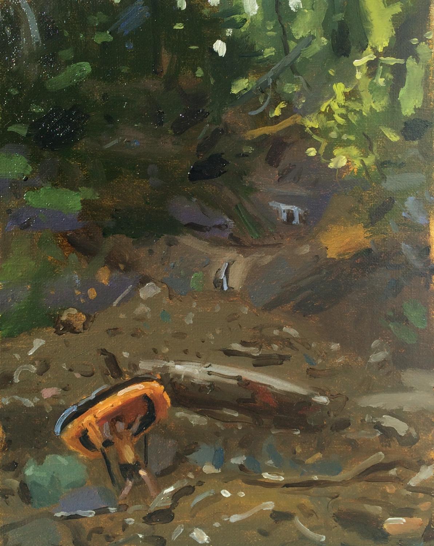 Collowash Mudslide Portage