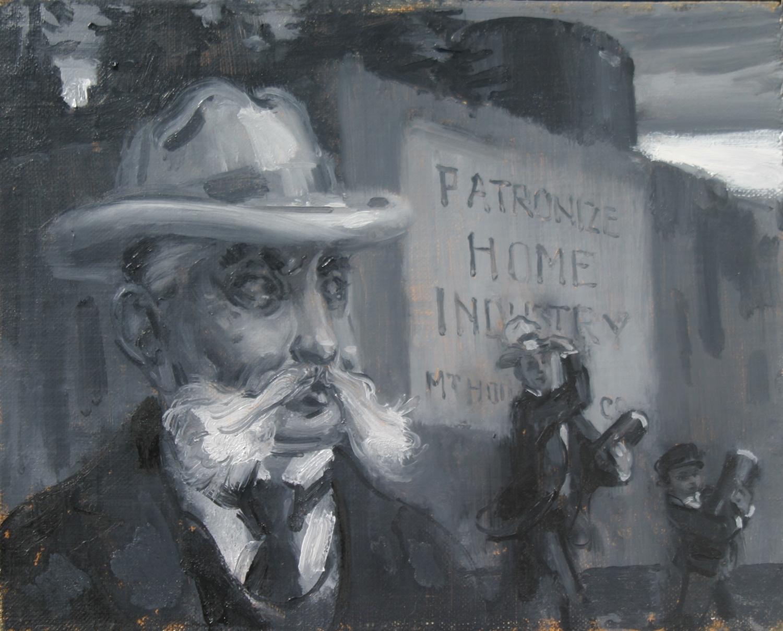 L.L. Hawkins and Lafe Pence