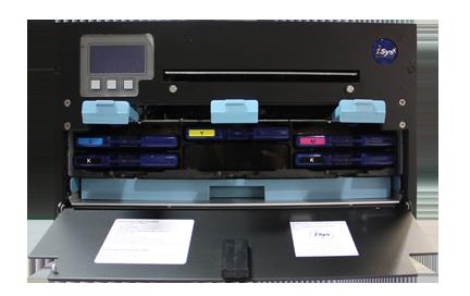 iTerra mi875 ink channels