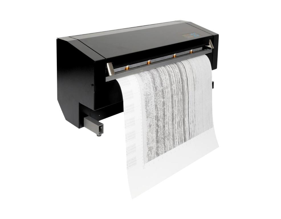 Desktop v24 thermal printer