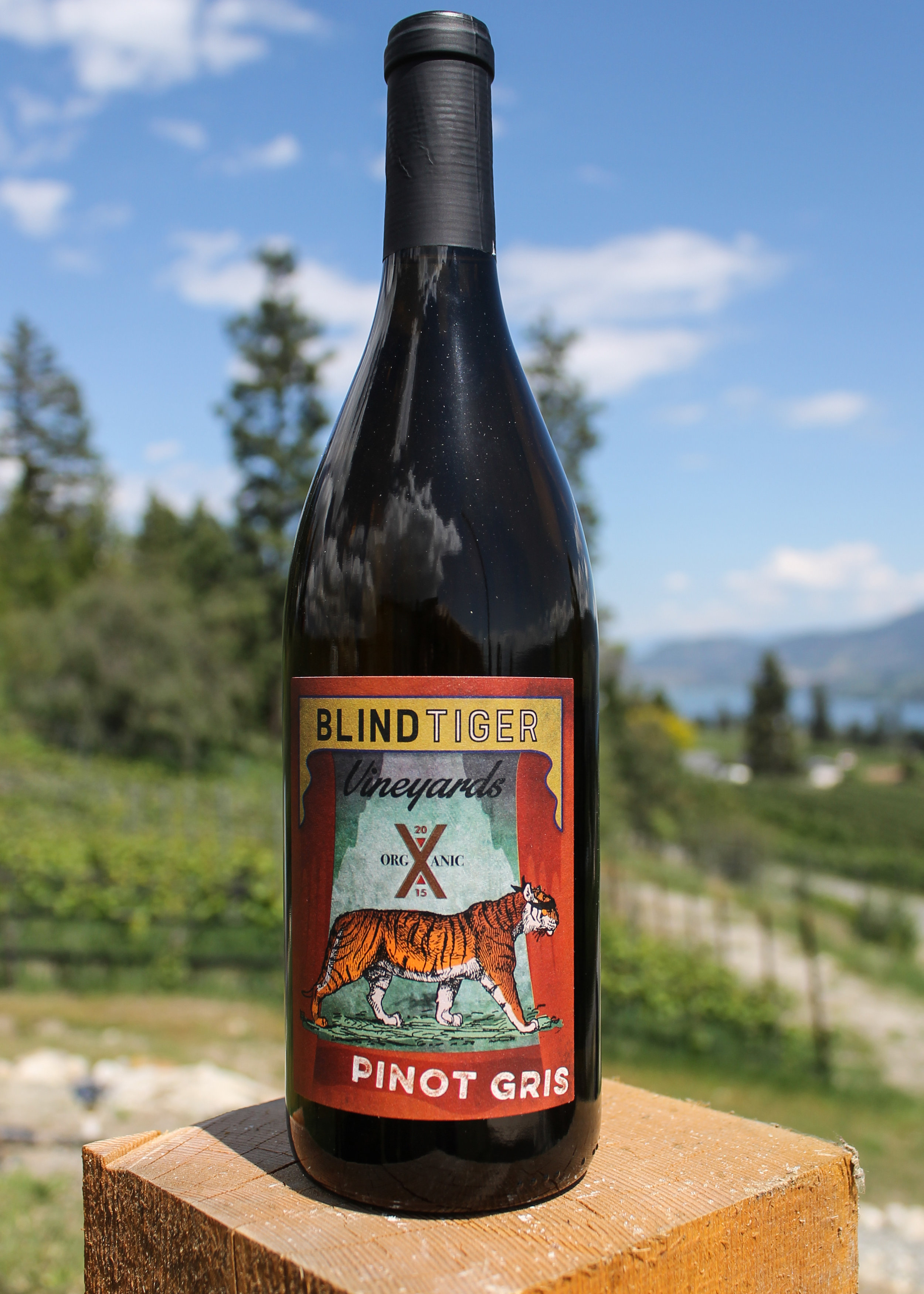 2015 Pinot Gris  - $19.95Light bodied, easy drinking with aromas of Bosc Pear. Light honey notes with an interesting finish. Good acidity keeps it light and refreshing, great for summer evenings. Pairs well with everything, especially Marno's Pizza.