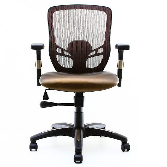 cadeiras mesh a gás com regulagem total