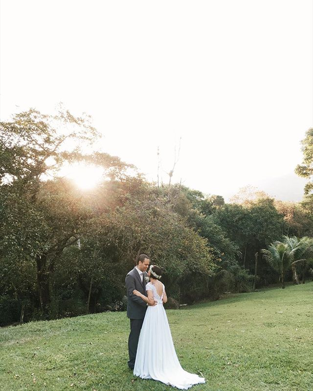 Um bom dia, com esse casal leve e alegre que deixou tudo mais bonito por aqui ontem !
