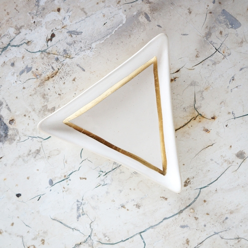 The Object Enthusiast: Triangle Dish
