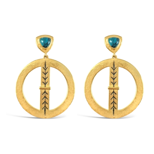 Bluestem Earrings