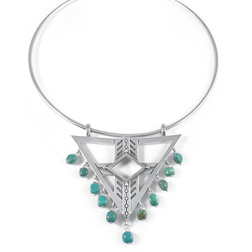Thunderhead Necklace