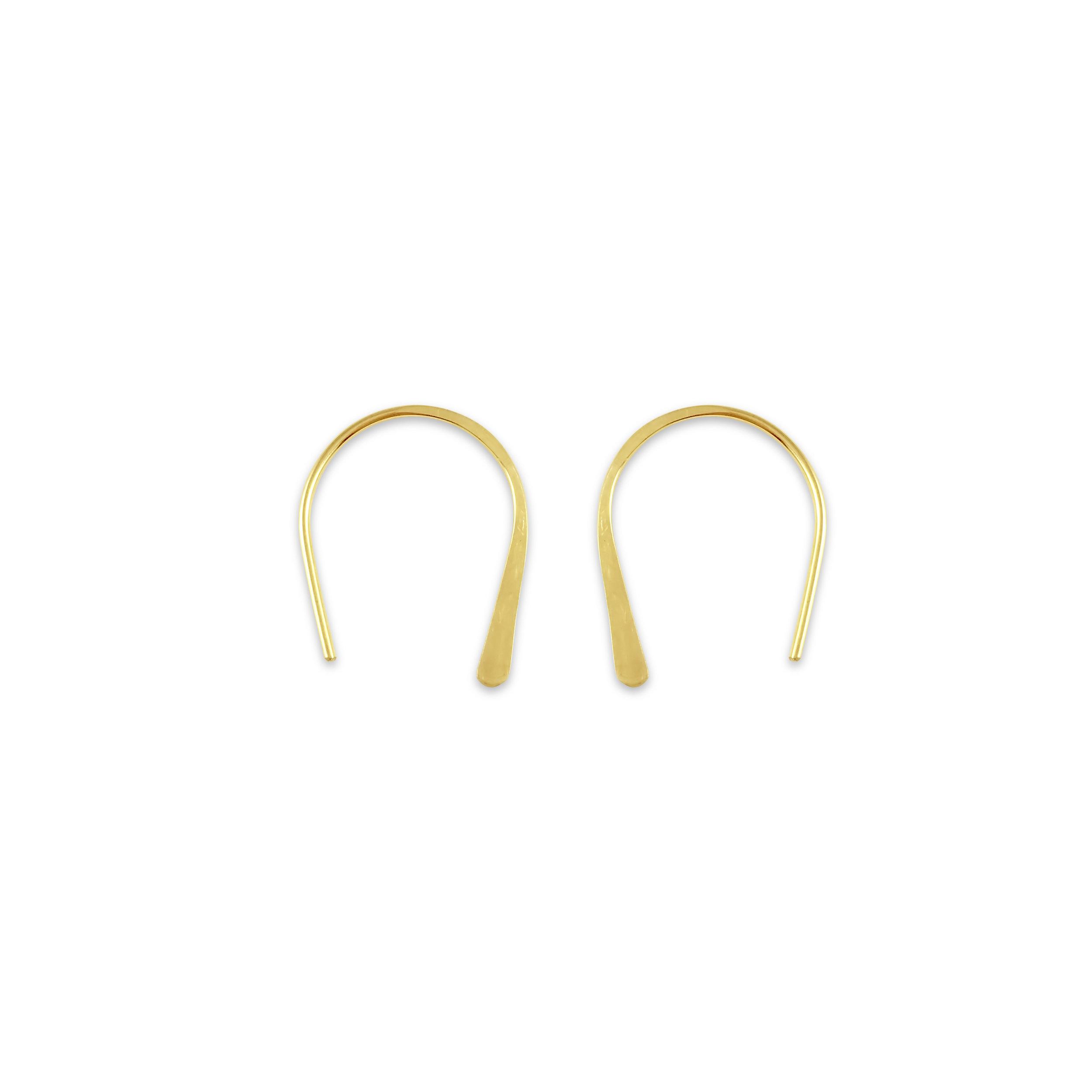 Gold Dust Earrings
