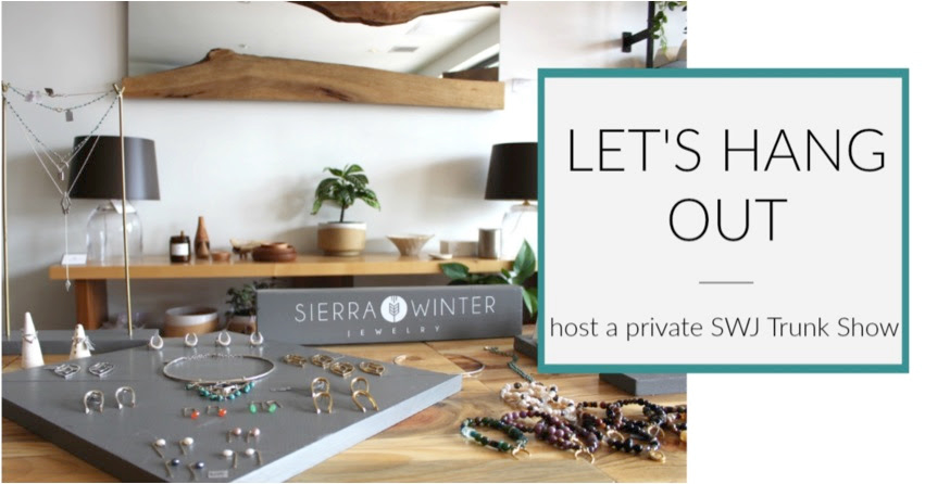 Want to score free jewelry and host your own private SWJ trunk show? - Here's How…