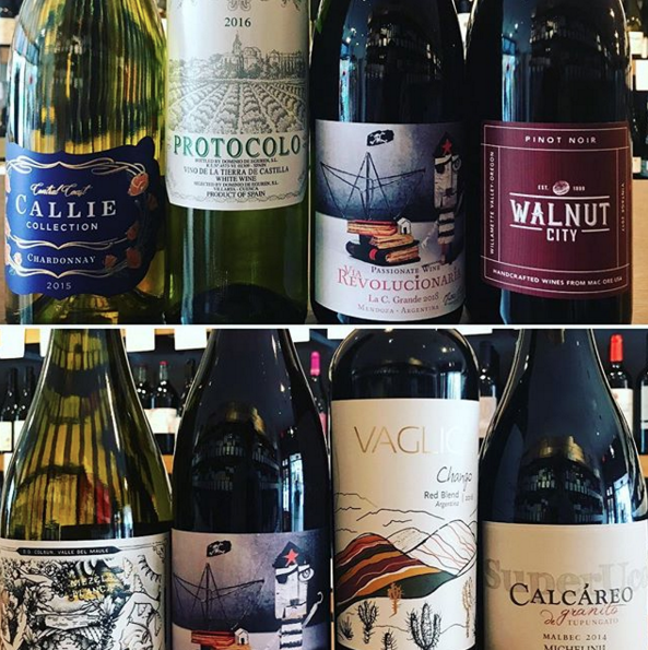 6 for $60 Package, Underdog Wine Co.