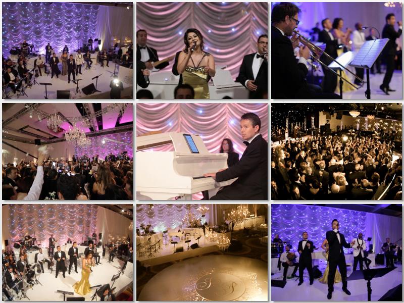 Allen G. Orchestra - International Events & Weddings