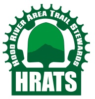 Hood River Area Trail Stewards HRATS logo