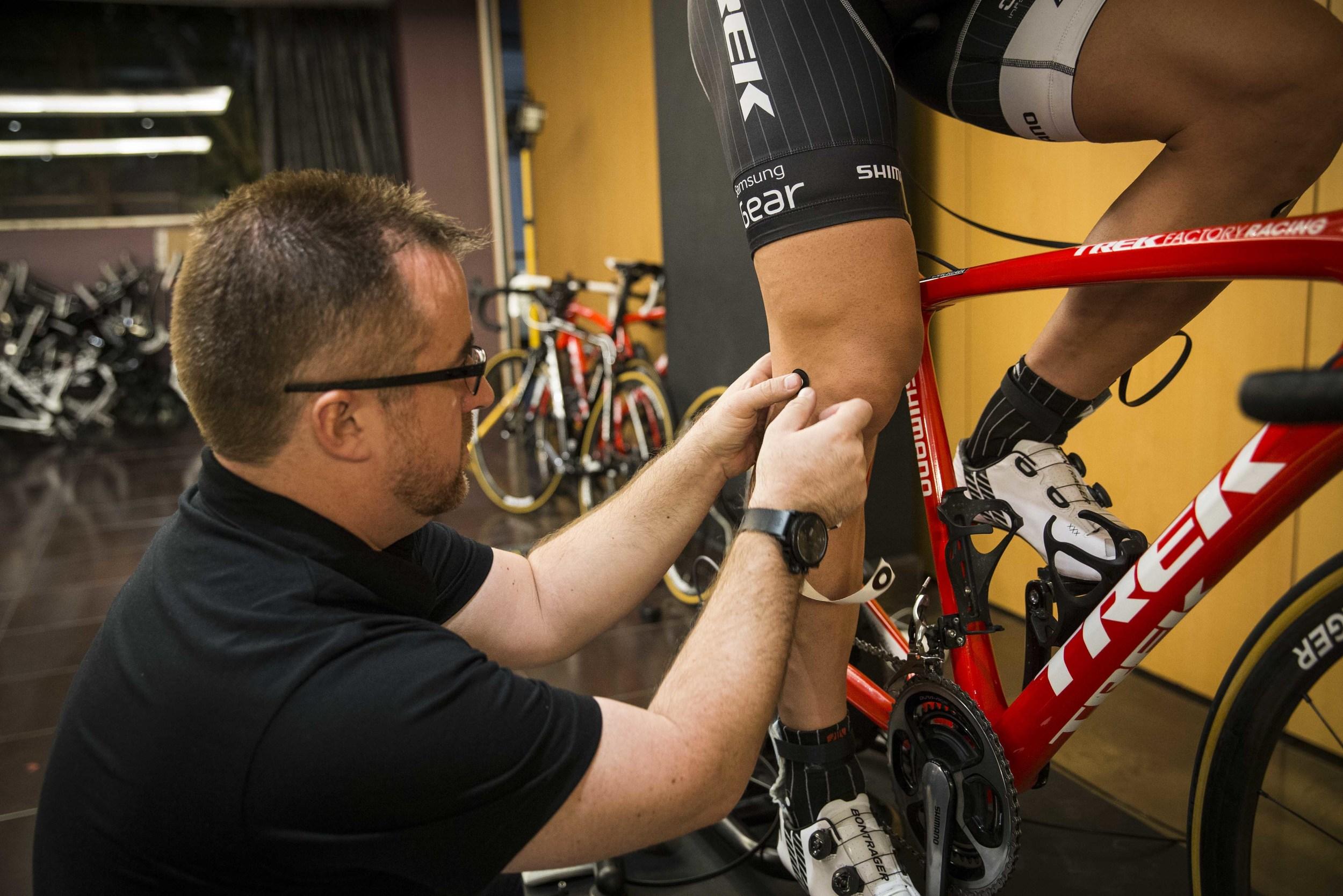 Data Capture (baseline cycling analysis)