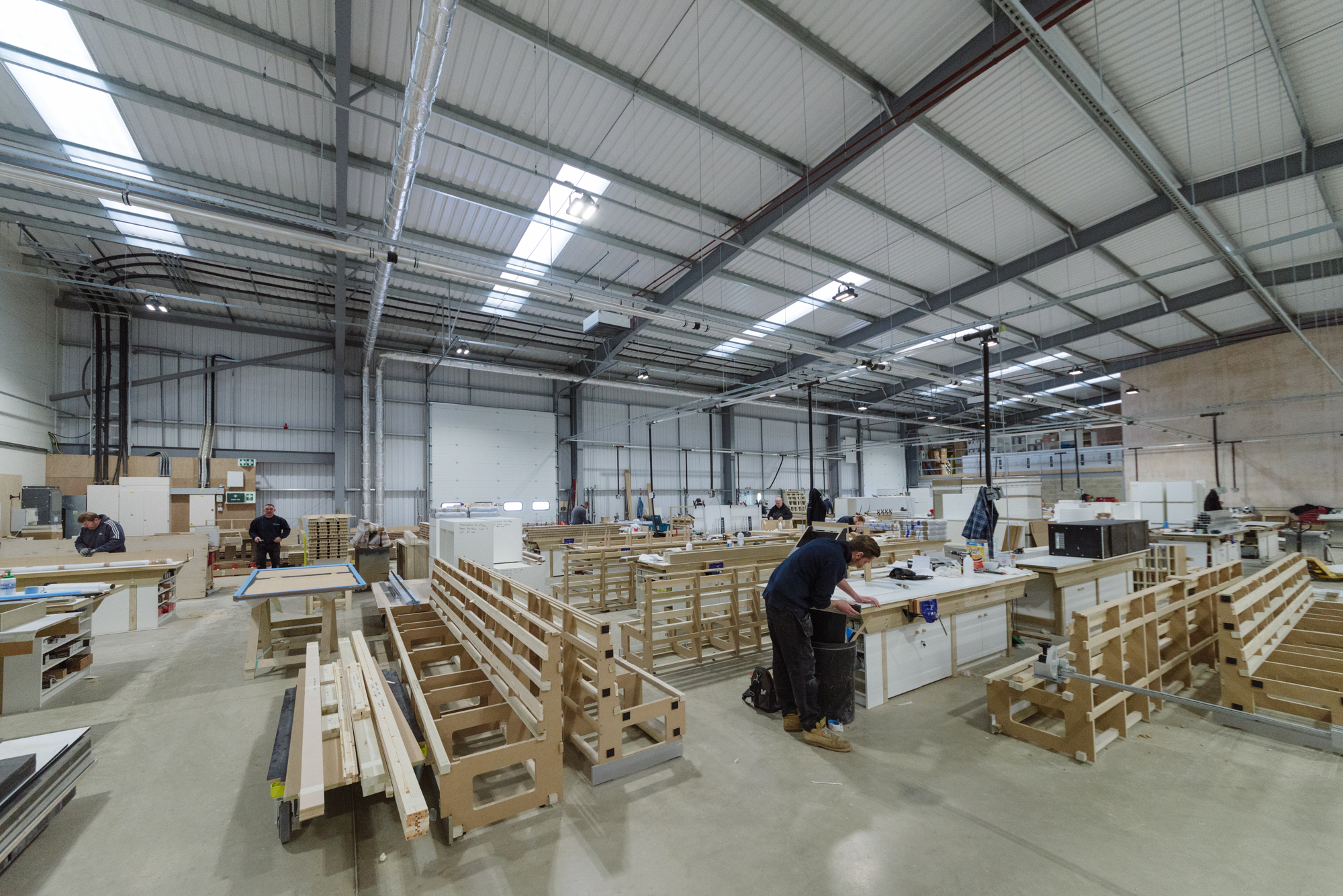 Thorpes Joinery - Market Harborough