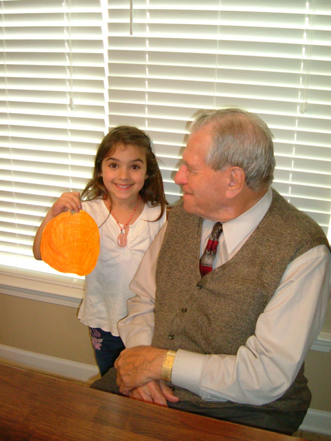 Laura and Great Papou