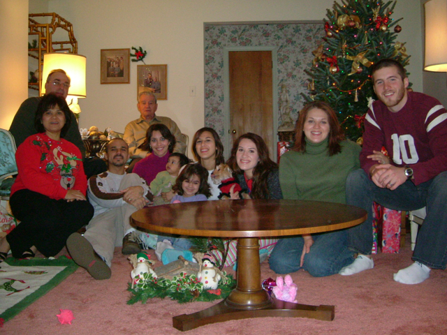 Thevaos Christmas at Great Papou's