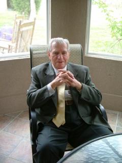 Theodore Pete Thevaos (11/18/1916 - 12/3/2011)