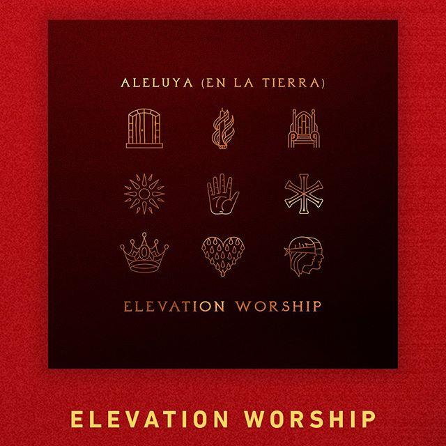 Que privilegio ser parte de este equipo de traducción! Nueva música ya disponible de nuestros amigos de @elevationworship.