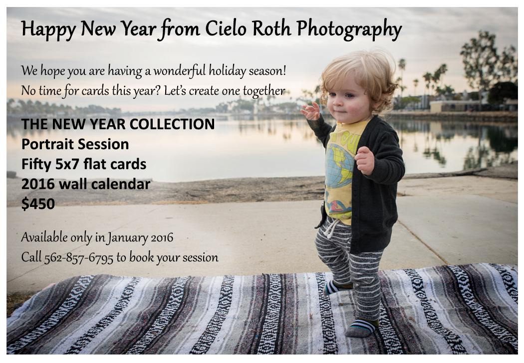 Cielo Roth Photography New Year Collection January 2016