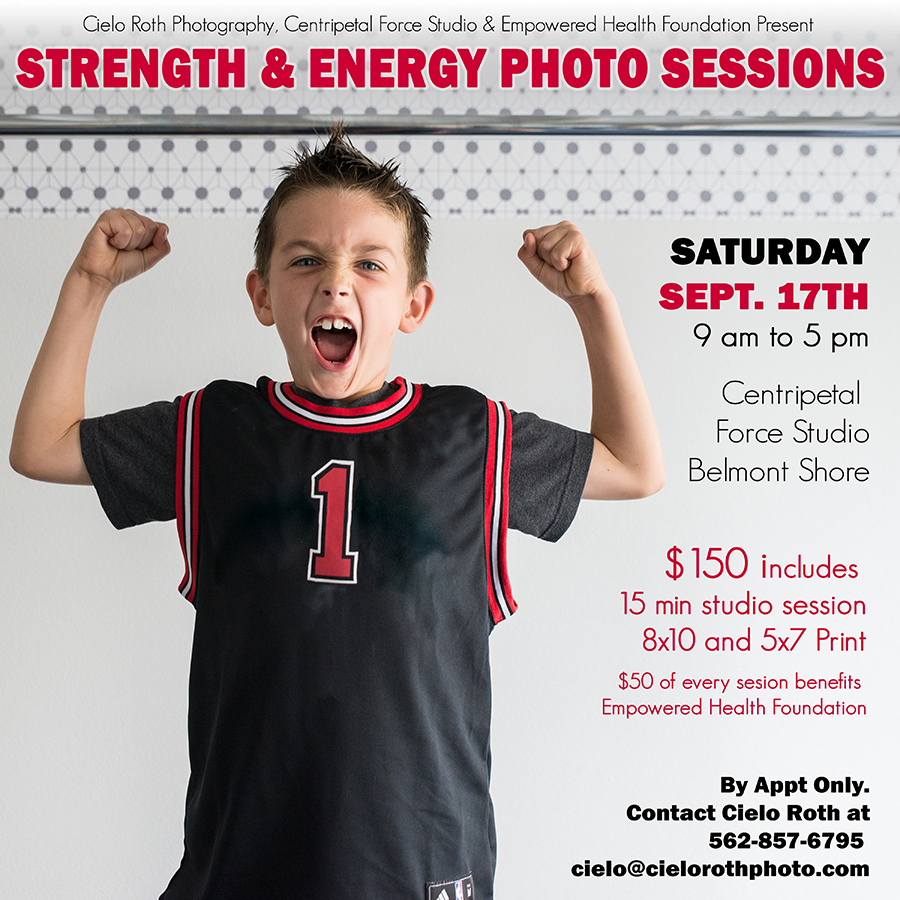 Strength and Energy Sessions