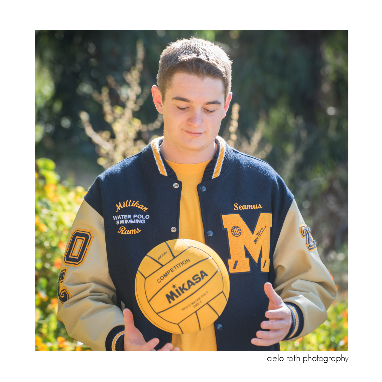 Seamus Class of 2019 Millikan High School