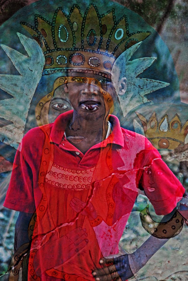 Haiti Mary